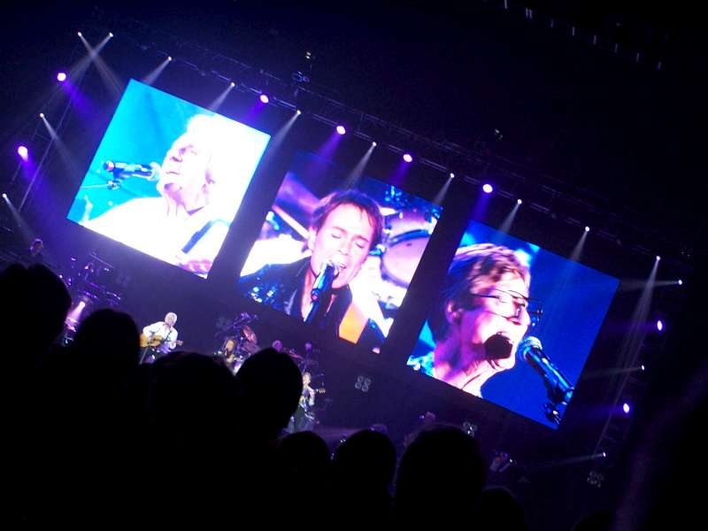 Concerto Liverpool Echo Arena 7 Ottobre 2009 77