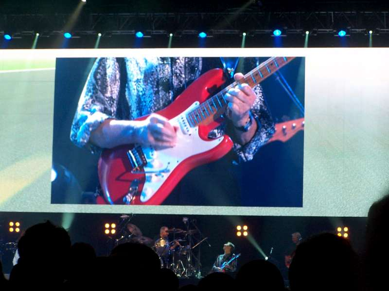 Concerto Liverpool Echo Arena 7 Ottobre 2009 81