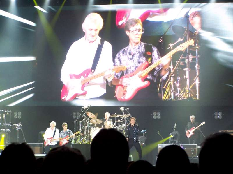 Concerto Liverpool Echo Arena 7 Ottobre 2009 88