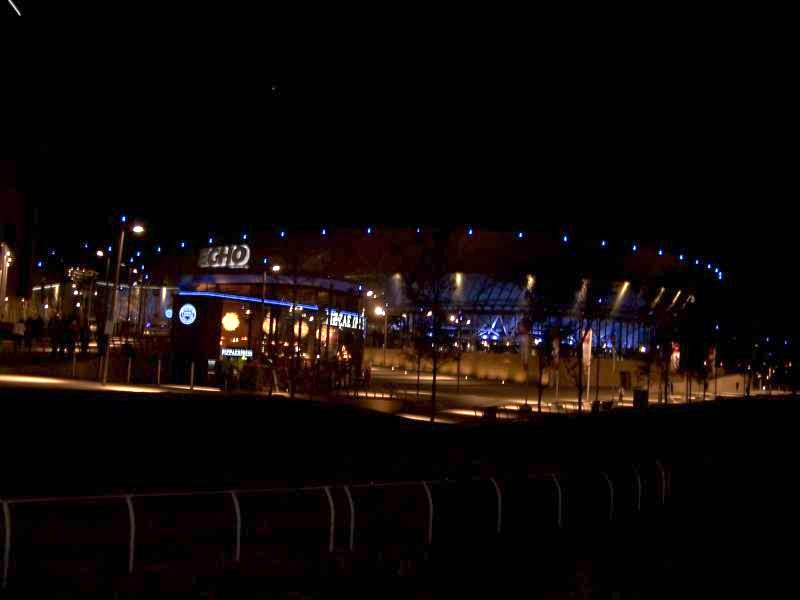 Concerto Liverpool Echo Arena 7 Ottobre 2009 115