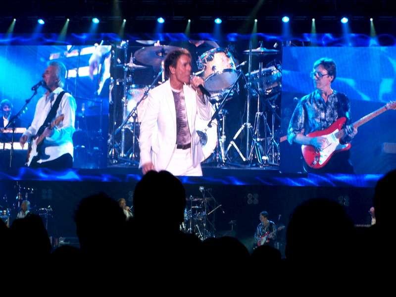 Concerto Liverpool Echo Arena 7 Ottobre 2009 116