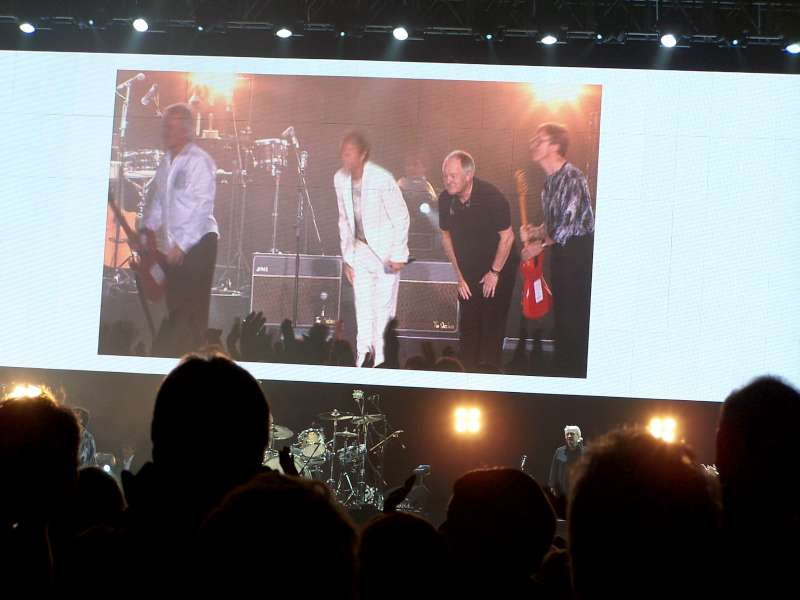 Concerto Liverpool Echo Arena 7 Ottobre 2009 118