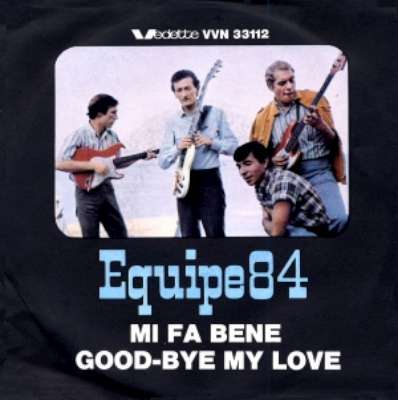 Mi fa bene / Goodbye my love