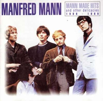 1994 Mann Made Hits and Other Delicacies-400