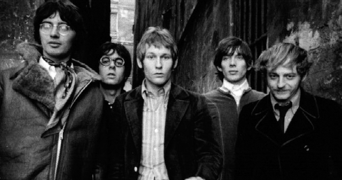 Manfred Mann Band 1966-1969