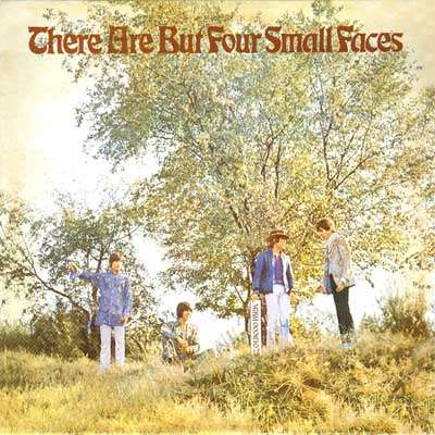 1967 There are but four Small Faces-400