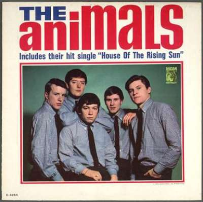 1964 The Animals-400