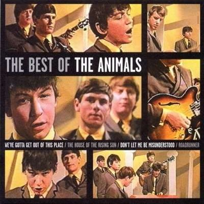 2000 The Best Of The Animals-400
