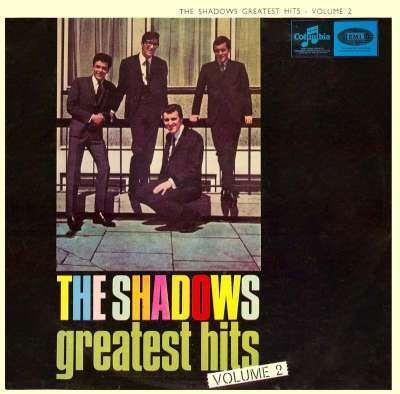 1965 The Shadows' Greatest Hits Vol 2-400