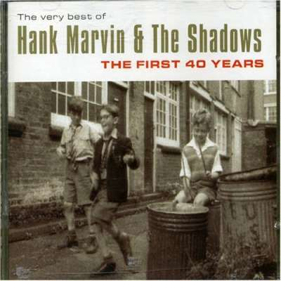 1997 The Very Best Of The Shadows, The First 40 Years-400