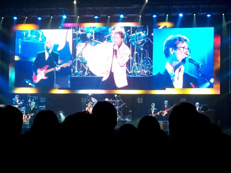 Concerto Liverpool Echo Arena 7 Ottobre 2009 2