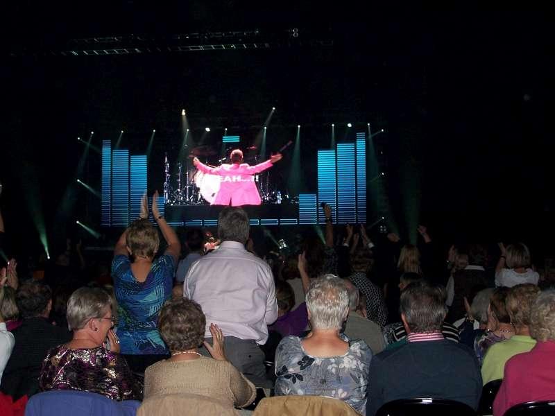 Concerto Liverpool Echo Arena 7 Ottobre 2009 5