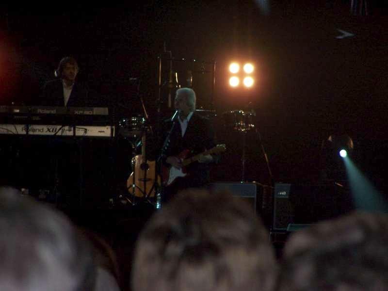 Concerto Liverpool Echo Arena 7 Ottobre 2009 7