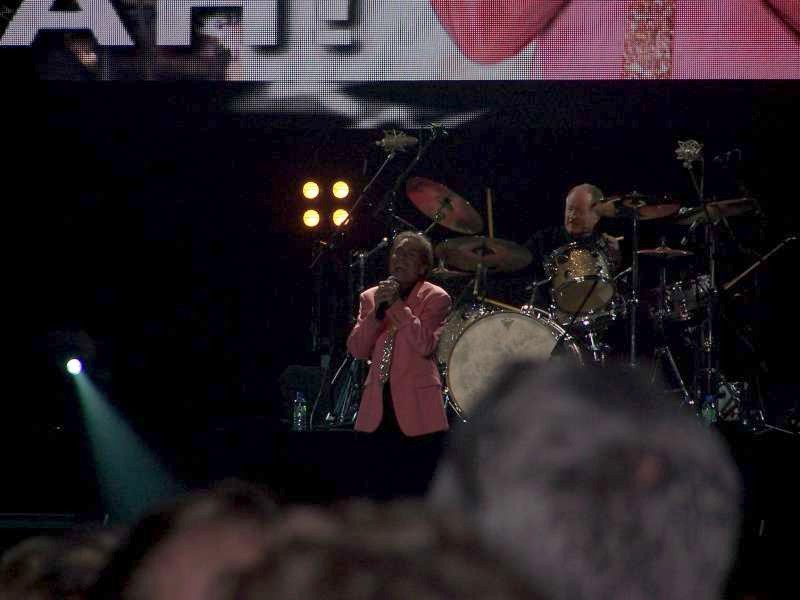 Concerto Liverpool Echo Arena 7 Ottobre 2009 8