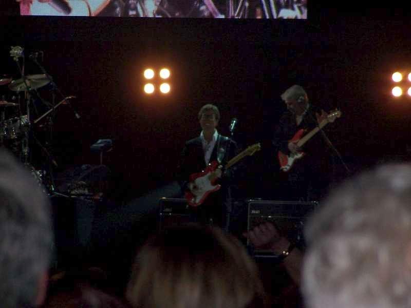 Concerto Liverpool Echo Arena 7 Ottobre 2009 9