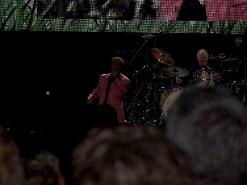 Concerto Liverpool Echo Arena 7 Ottobre 2009 10
