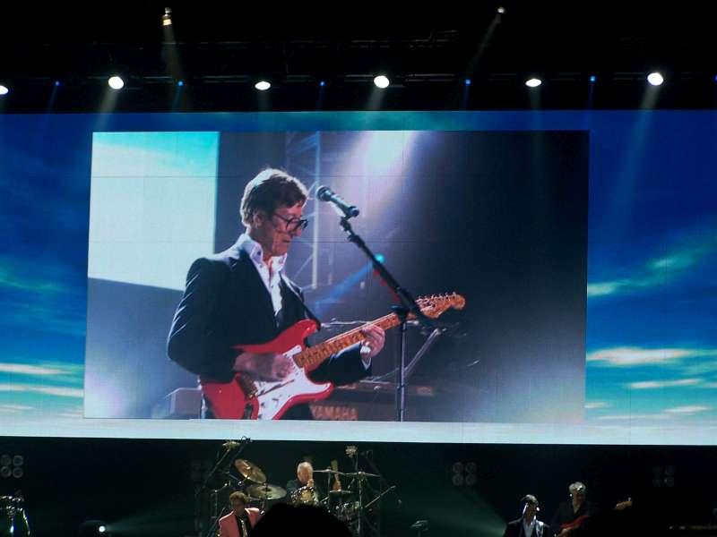 Concerto Liverpool Echo Arena 7 Ottobre 2009 11