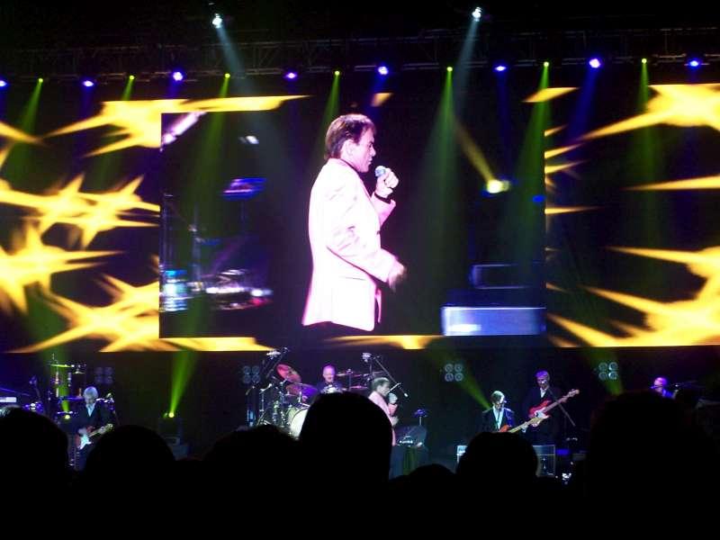 Concerto Liverpool Echo Arena 7 Ottobre 2009 16