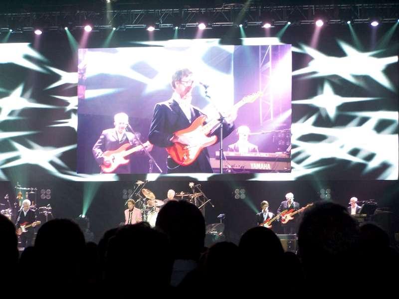 Concerto Liverpool Echo Arena 7 Ottobre 2009 17