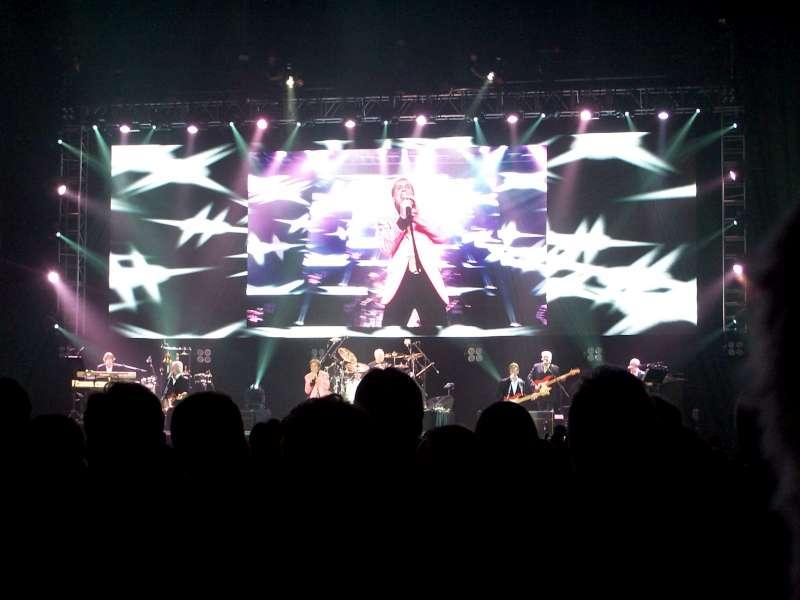 Concerto Liverpool Echo Arena 7 Ottobre 2009 18