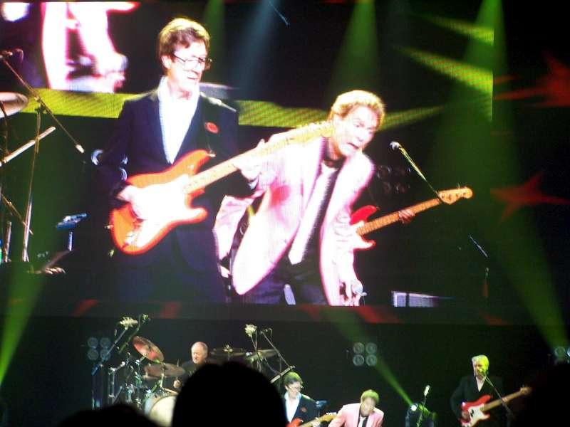 Concerto Liverpool Echo Arena 7 Ottobre 2009 19