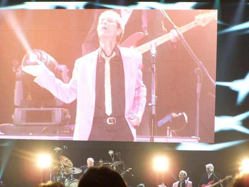 Concerto Liverpool Echo Arena 7 Ottobre 2009 20