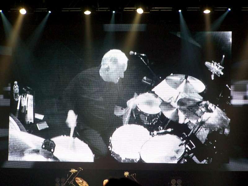 Concerto Liverpool Echo Arena 7 Ottobre 2009 21