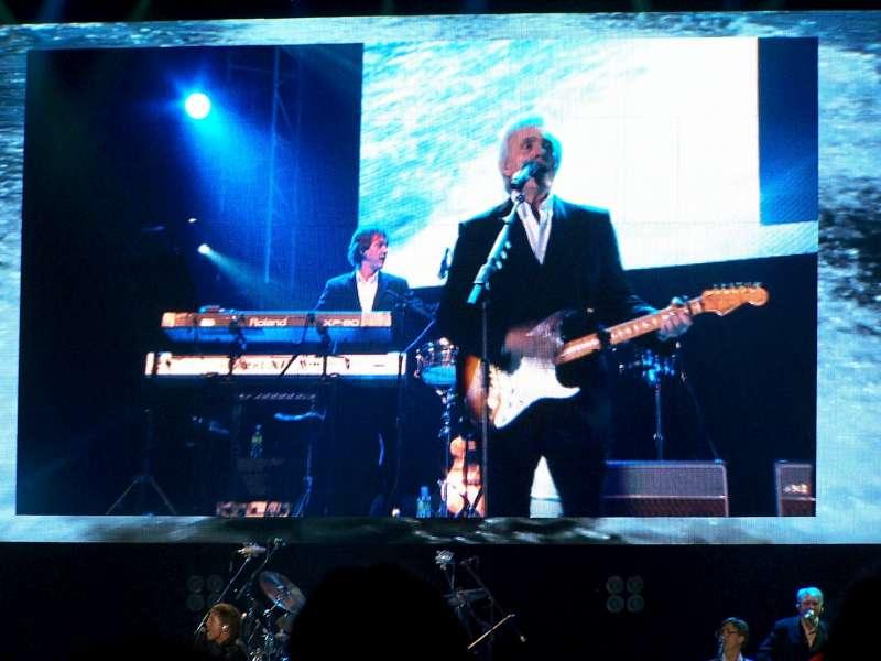 Concerto Liverpool Echo Arena 7 Ottobre 2009 22
