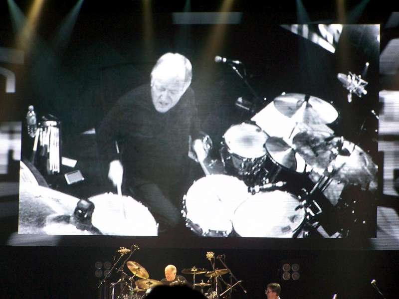 Concerto Liverpool Echo Arena 7 Ottobre 2009 23