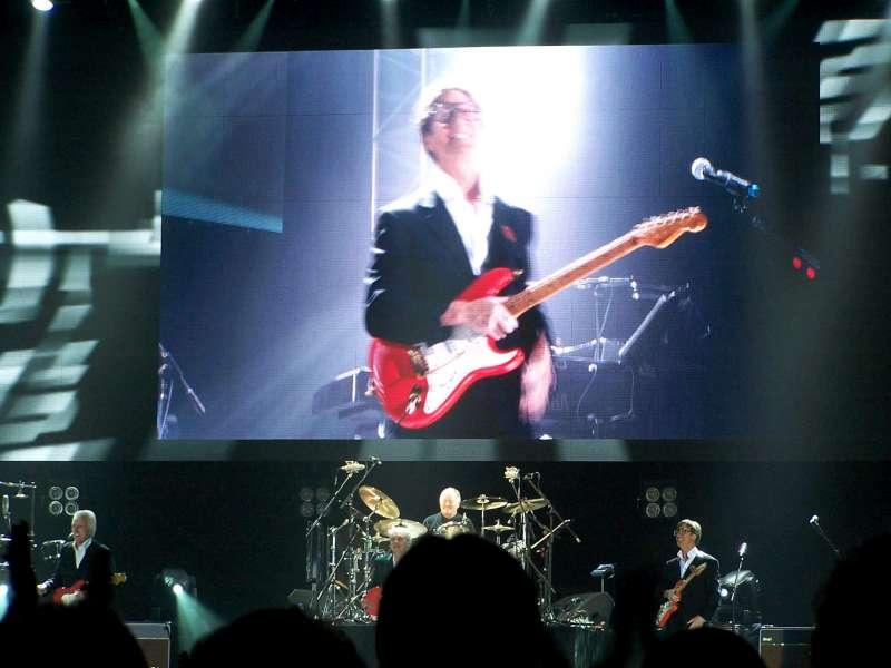 Concerto Liverpool Echo Arena 7 Ottobre 2009 25