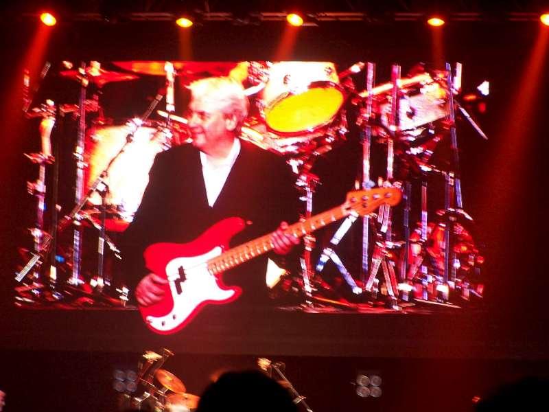 Concerto Liverpool Echo Arena 7 Ottobre 2009 28