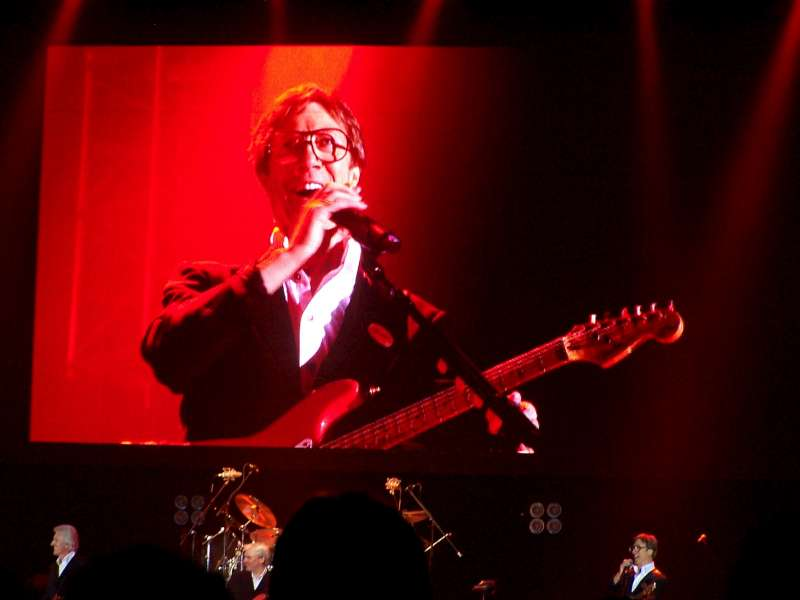 Concerto Liverpool Echo Arena 7 Ottobre 2009 29