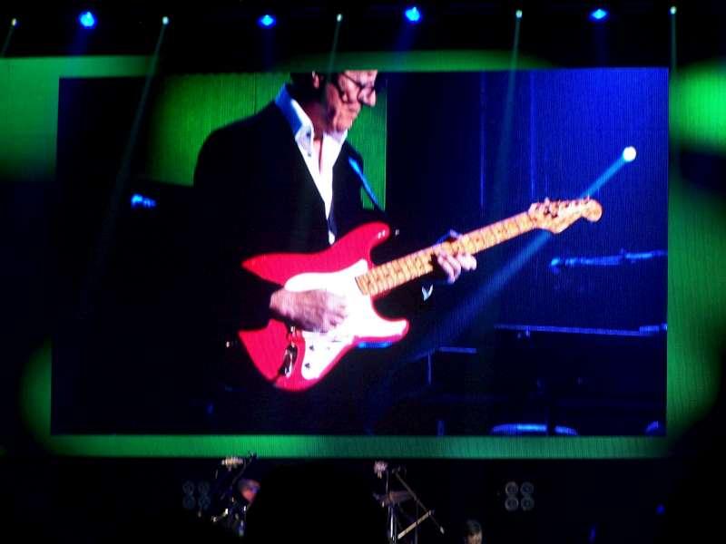 Concerto Liverpool Echo Arena 7 Ottobre 2009 31