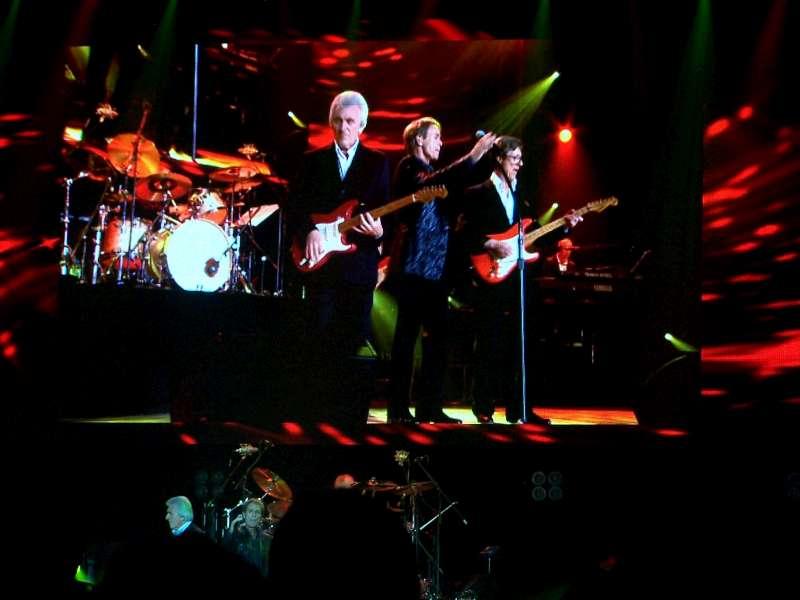 Concerto Liverpool Echo Arena 7 Ottobre 2009 48