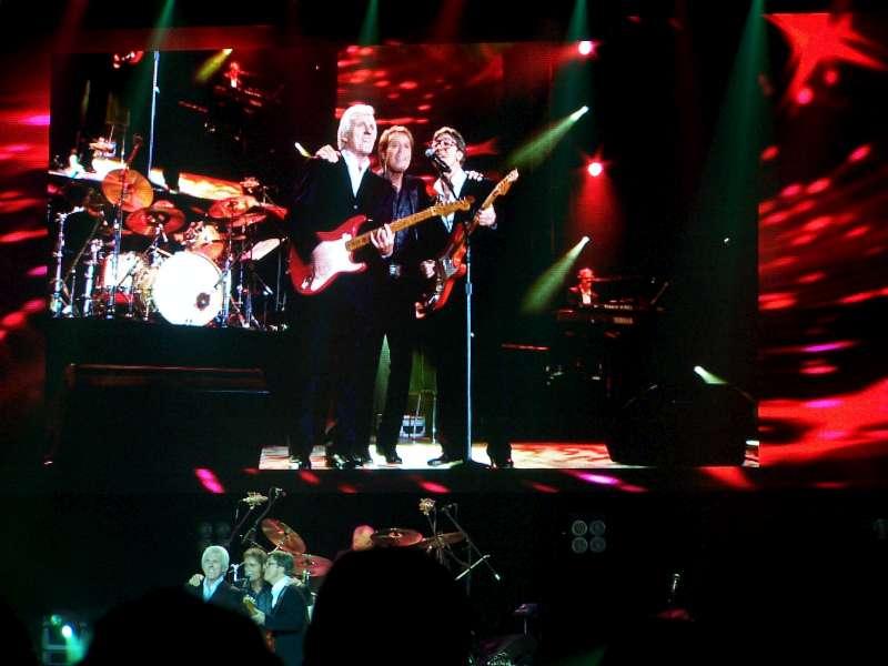 Concerto Liverpool Echo Arena 7 Ottobre 2009 55