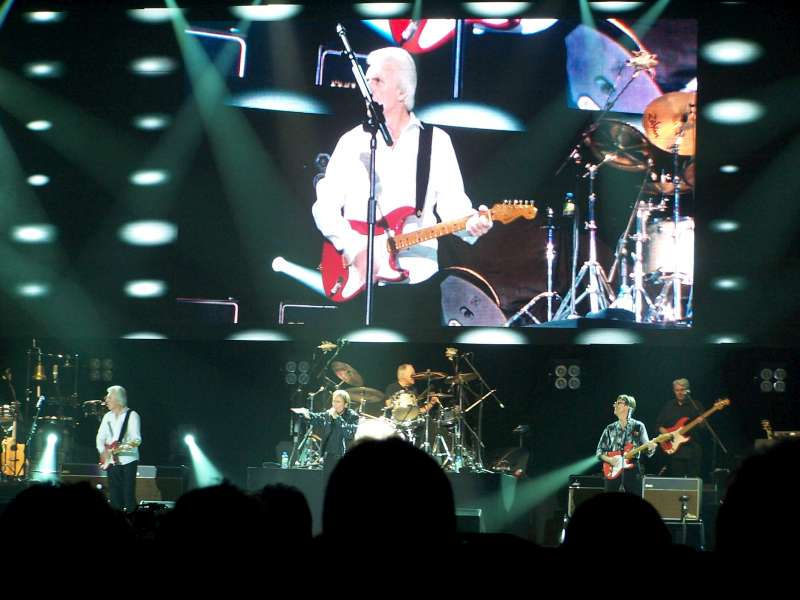 Concerto Liverpool Echo Arena 7 Ottobre 2009 58