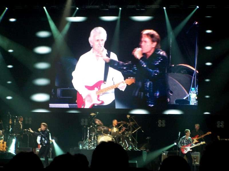 Concerto Liverpool Echo Arena 7 Ottobre 2009 63