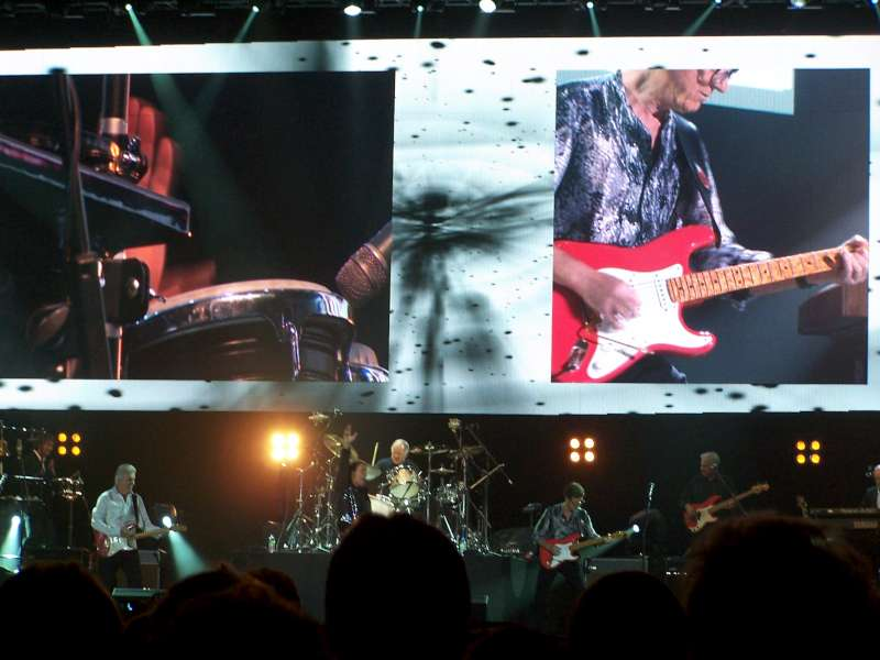 Concerto Liverpool Echo Arena 7 Ottobre 2009 64